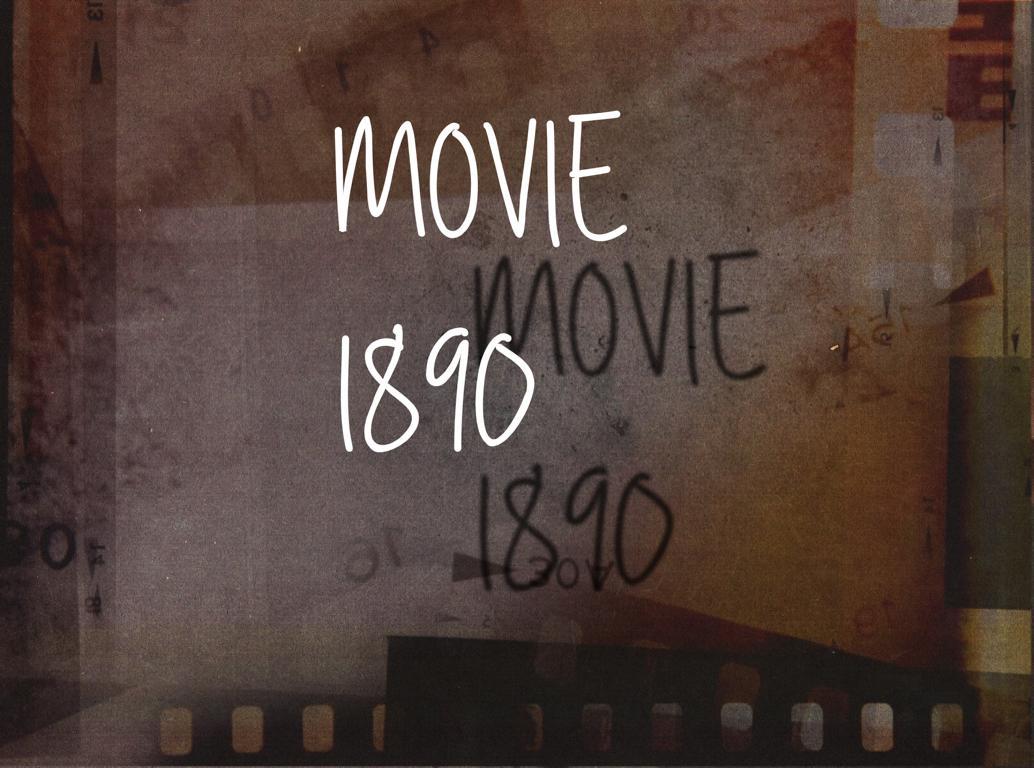 Erster amerikanischer Film