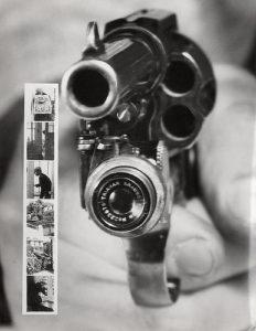 Kuriose Erfindungen: Revolverkamera