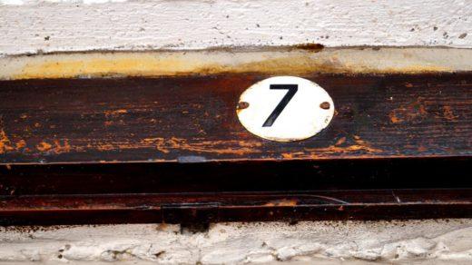 Timerio: Zahl 7
