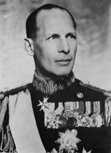 Griechische Könige: Georg II.