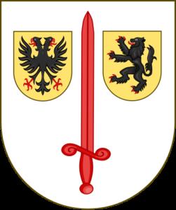 Bewaffnete Wappen: Aalst