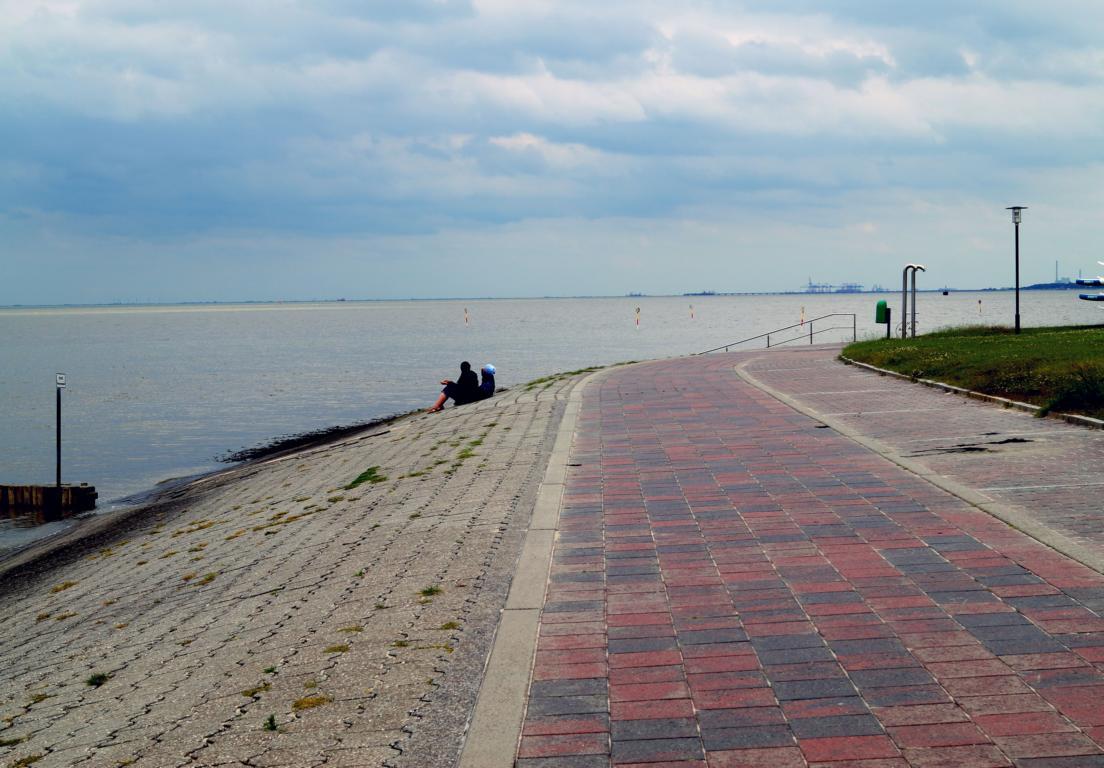 Wege: Am Meer