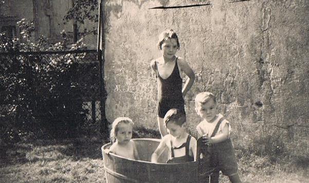Alte Somerfotos: 1940er Jahre