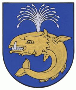 Wappen von Birštonas