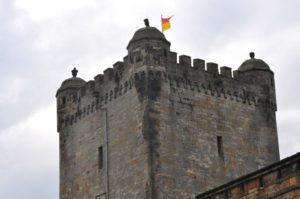 Kreutworträtsel Geschichte Mittelalter: Burg
