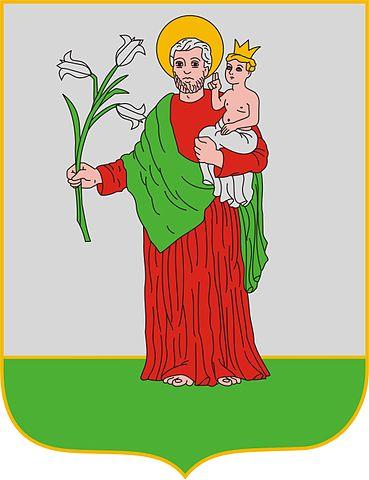 Ungarische Wappen: Csorna