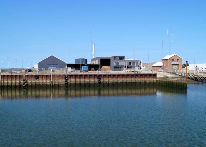 Rømø Hafen