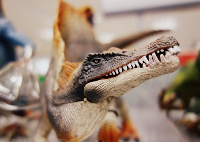 Miniatur Dinosaurier