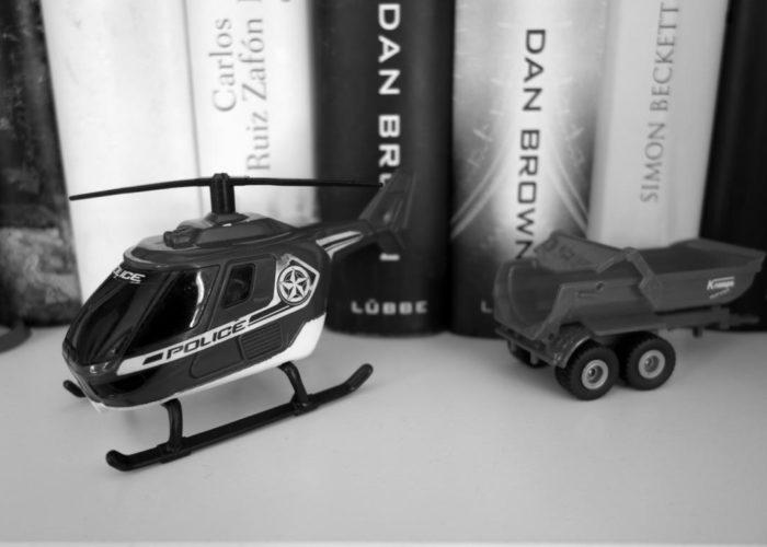 Miniatur Hubschrauber