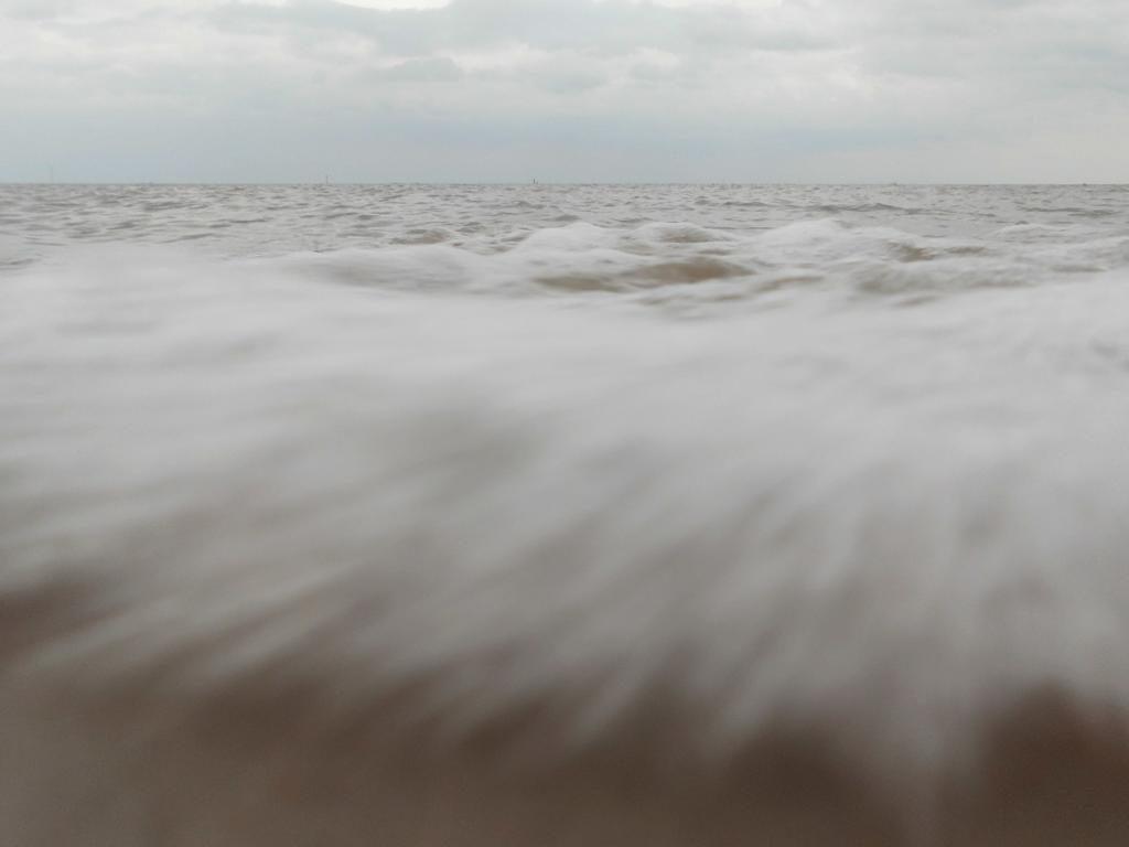 In der Nordsee
