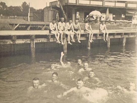 Alte Sommerfotos: 1928