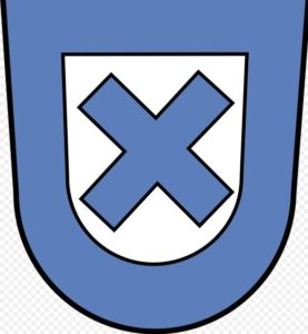 Simple Wappen: Ellingen