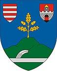 Ungarische Wappen: Fehérvárcsurgó