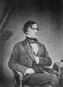 Gescheiterter US-Präsident: Franklin Pierce