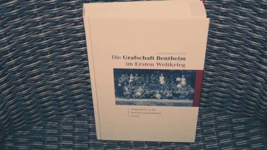Die Grafschaft Bentheim im Ersten Weltkrieg. 'Heimatfront' an der deutsch-niederländischen Grenze