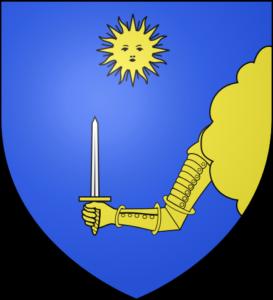 Französische Wappen: Granville