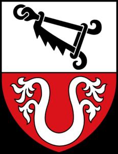 Gegenstände auf Wappen: Wappen von Halingen