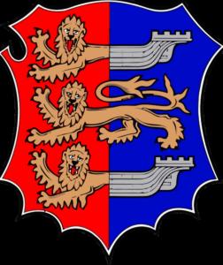 Britische Wappen: Hastings