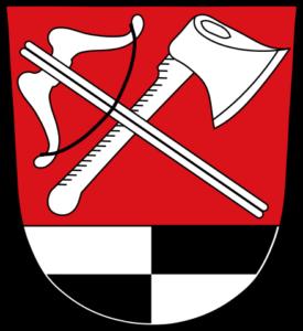 Bewaffnete Wappen: Haundorf