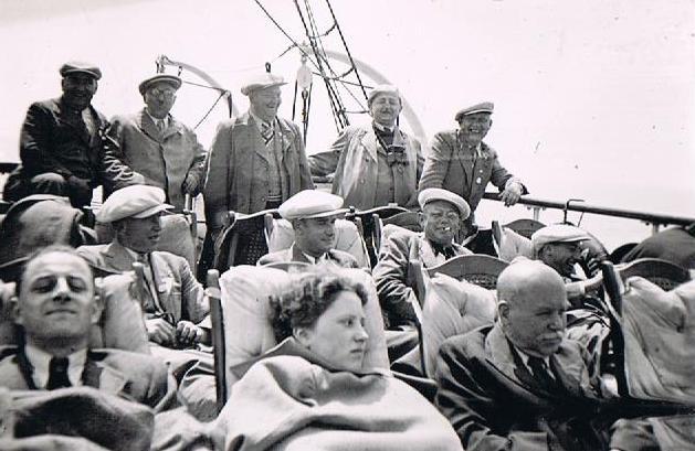 Zeitreise: Helgolandfahrt 1938
