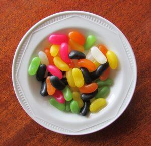 Essen und Trinken: Jelly Beans