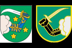 Streitende Wappen