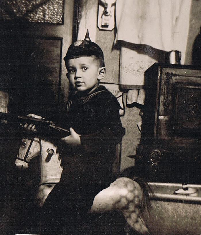 Kindheit früher: Kindheit in der Kaiserzeit