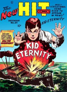 Seltsame Superhelden: Kid Eternity