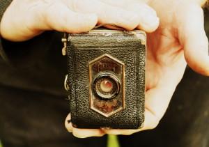 Pocketkamera aus den 1930er Jahren