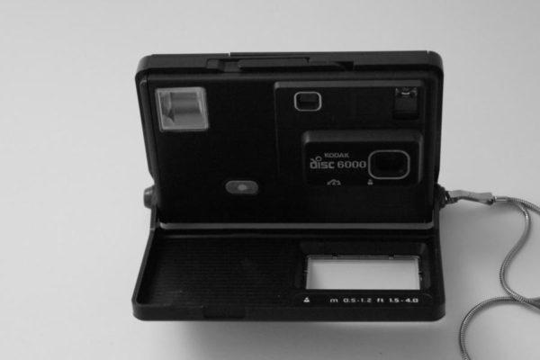 Kodak Disc 6000: Disc-Kamera