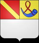 Französische Wappen: Lons-le-Saunier