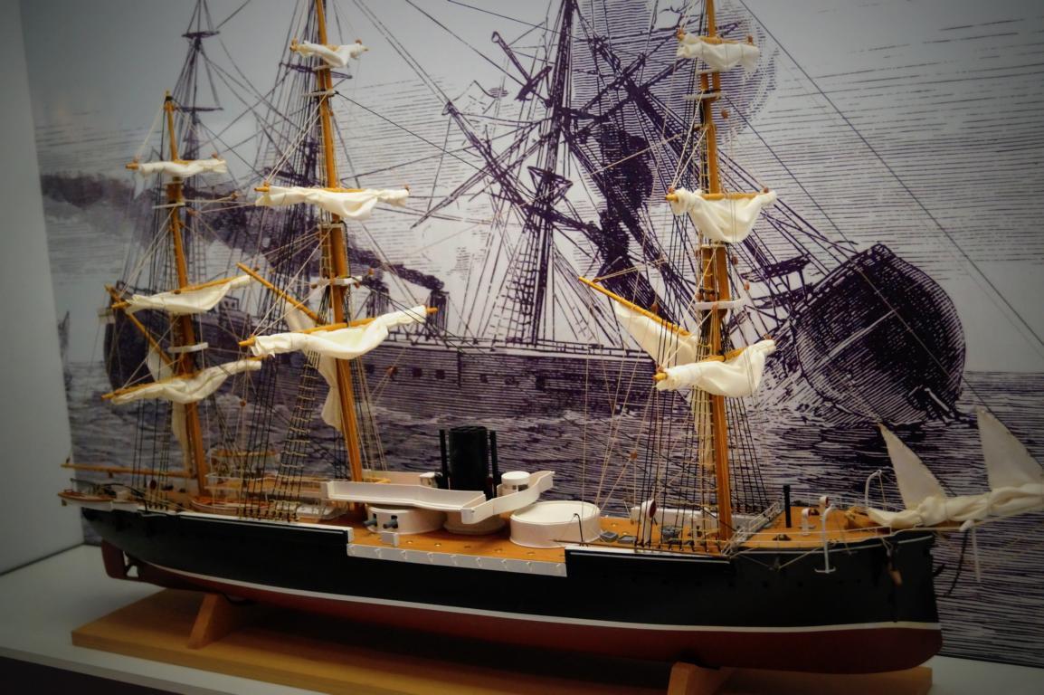 Miniatur Schiff