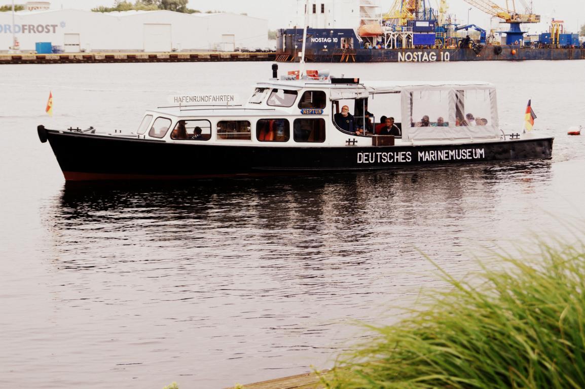 Hooksiel Umgebung: Marinemuseum