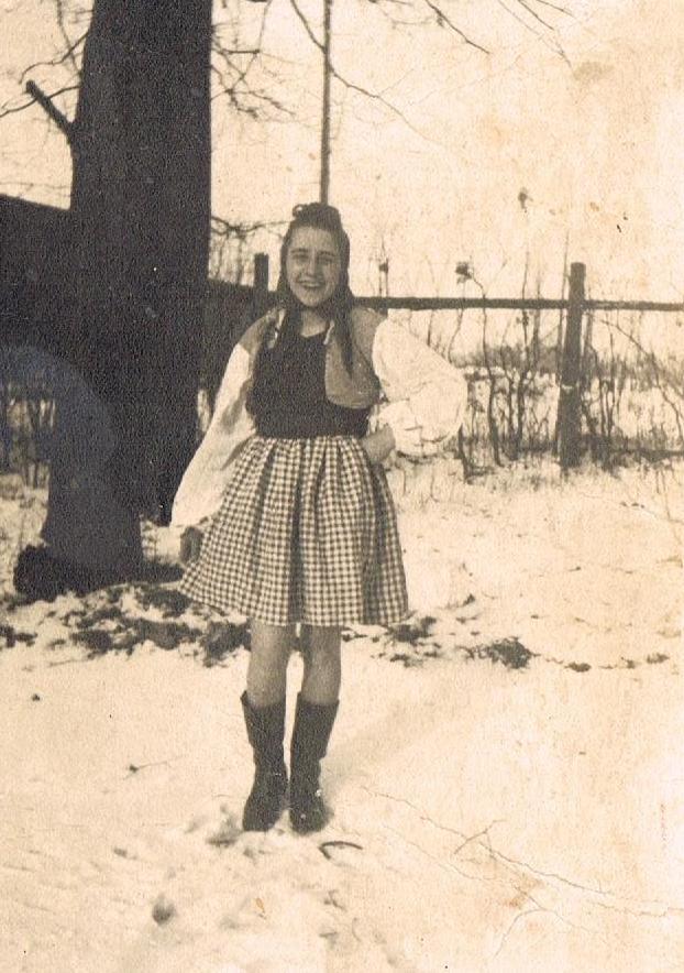 Alte Winterfotos: 1941