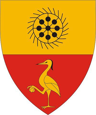 Ungarische Wappen: Nagyvenyim