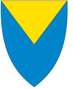 Simple Wappen: Nesna
