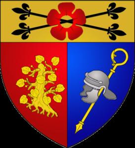Benelux Wappen: Wappen von Niederanven