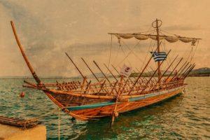 Paradoxien: Schiff des Theseus
