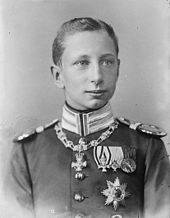 Prinz Joachim von Preußen, jüngster Sohn von Kaiser Wilhelm II.