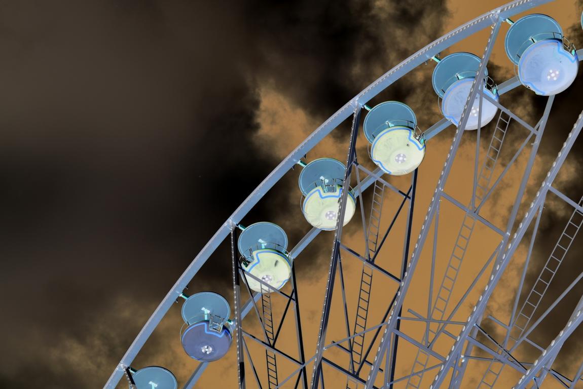 Invertieren: Riesenrad