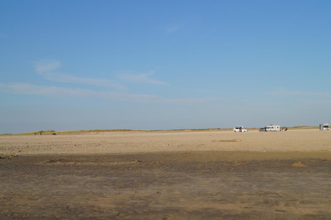 Rømø: Strand