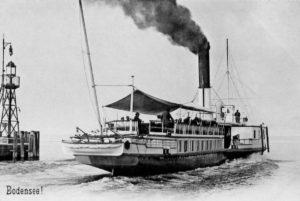 Teufelsschiff auf dem Bodensee: Stadt Zürich