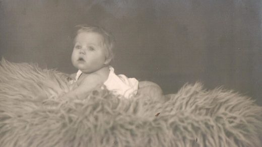 Alte Kinderfotos: Babyfotos