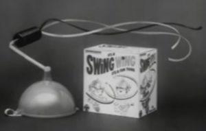 Kurionse Erfindungen: Swing Wing