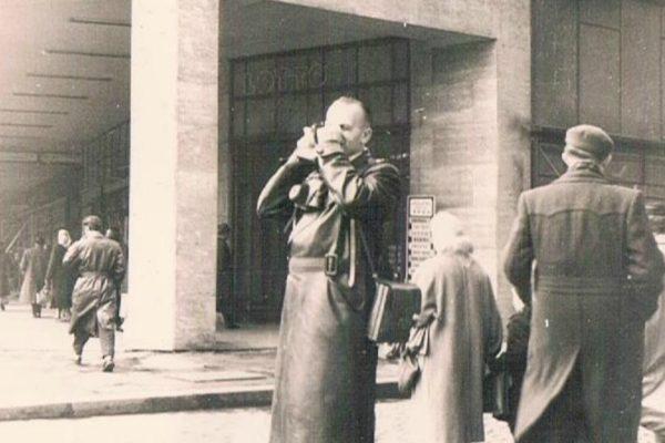 Zeireise: Tourist 1959