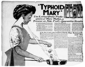 Typhus-Mary