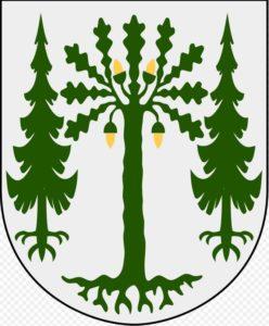Natürliche Wappen: Uddevalla