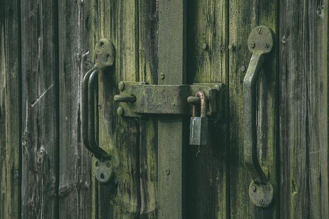 Verschlossene