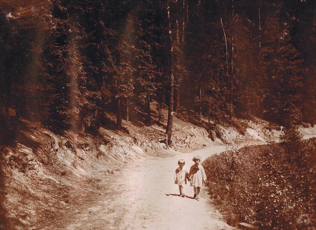 Kindheit früher: Freiraum