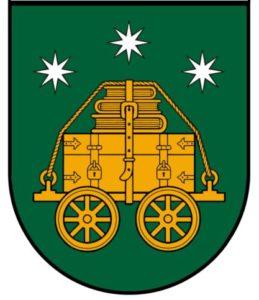 Wappen von Vilkyškiai
